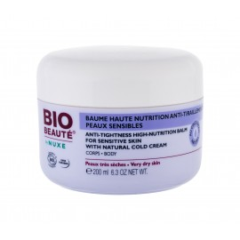 NUXE BIO BEAUTÉ, Anti-Tightness High-Nutrition, kūno balzamas moterims, 200ml