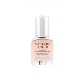 Christian Dior Capture Youth, Age-Delay Advanced Eye Treatment, paakių želė moterims, 15ml
