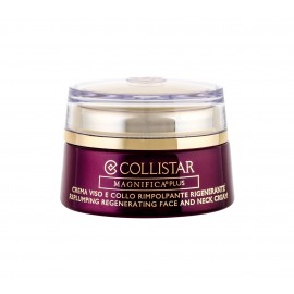 Collistar Magnifica Plus, Replumping Face And Neck, dieninis kremas moterims, 50ml, (Testeris)