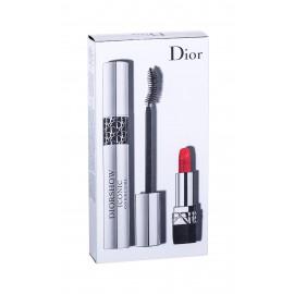 Christian Dior Diorshow Iconic Overcurl, rinkinys blakstienų tušas moterims, (blakstienų tušas