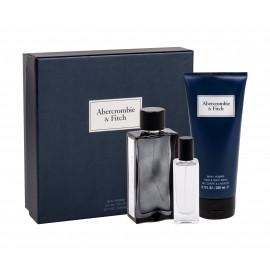 Abercrombie & Fitch Blue, First Instinct, rinkinys tualetinis vanduo vyrams, (EDT 100 ml + EDT 15 ml