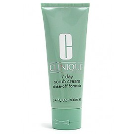 Clinique 7 Day Scrub Cream, pilingas moterims, 100ml