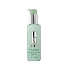 Clinique Liquid Facial Soap Extra Mild, prausimosi muilas moterims, 200ml