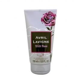 Avril Lavigne Wild Rose, dušo želė moterims, 150ml