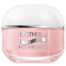 Biotherm Aquasource, Rich Cream, dieninis kremas moterims, 50ml