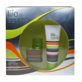 Esprit Life rinkinys vyrams, (EDT 30ml +75ml dušo želė)