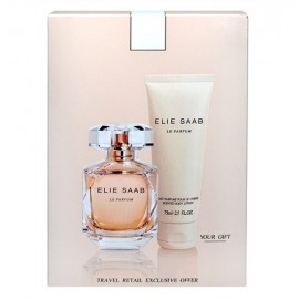 Elie Saab Le Parfum, rinkinys kvapusis vanduo moterims, (EDP 90ml + 75ml kūno losjonas)