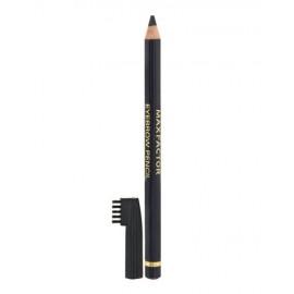 Max Factor Eyebrow Pencil, antakių kontūrų pieštukas moterims, 3,5g, (1 Ebony)
