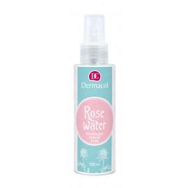 Dermacol Rose Water, veido purškiklis, losjonas moterims, 100ml