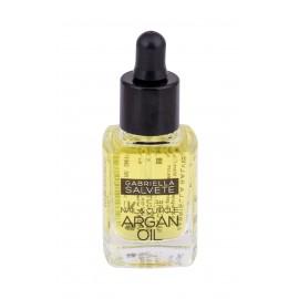 Gabriella Salvete Nail Care, Nail & Cuticle Argan Oil, nagų priežiūra moterims, 11ml, (21)