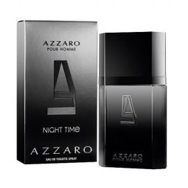 Azzaro Azzaro Pour Homme, Night Time, tualetinis vanduo vyrams, 100ml