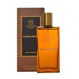 Collistar Acqua Wood, tualetinis vanduo vyrams, 100ml