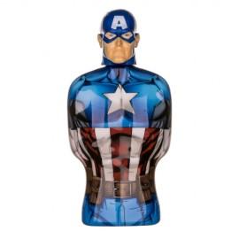 Marvel Avengers Captain America, dušo želė vaikams, 350ml