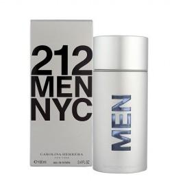 Carolina Herrera 212 NYC Men, tualetinis vanduo vyrams, 200ml