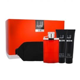 Dunhill Desire, rinkinys tualetinis vanduo vyrams, (EDT 100 ml + dušo želė 90 ml + balzamas po