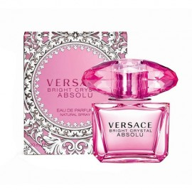 Versace Bright Crystal, Absolu, kvapusis vanduo moterims, 50ml